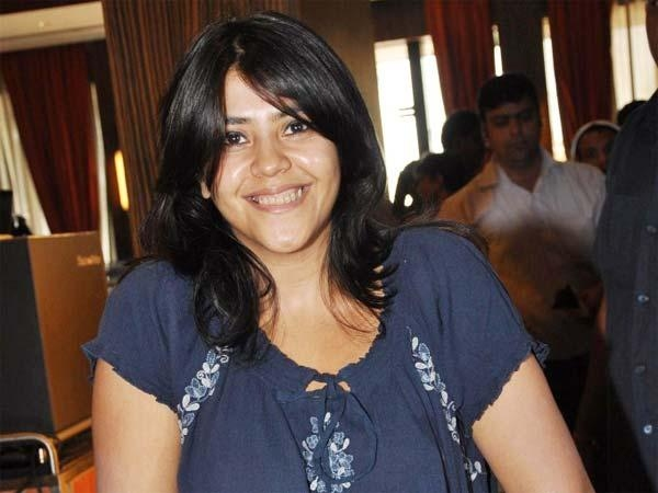 Ekta Kapoor: TV and film producer