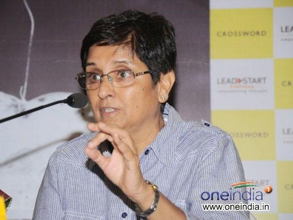 Kiran Bedi: Social activist and retired policewoman