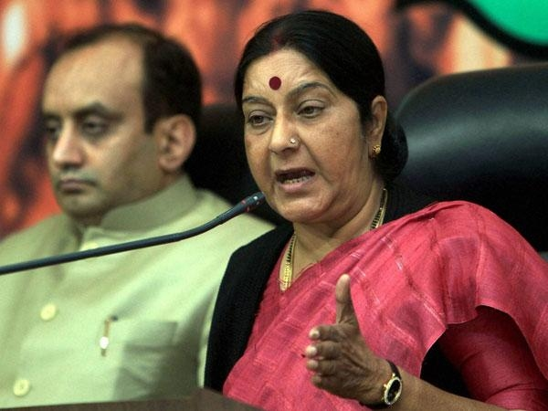 Sushma Swaraj: Senior BJP leader
