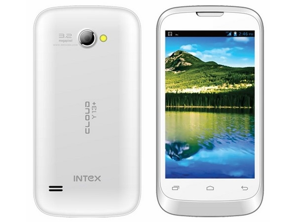 Intex Cloud Y13 Plus: