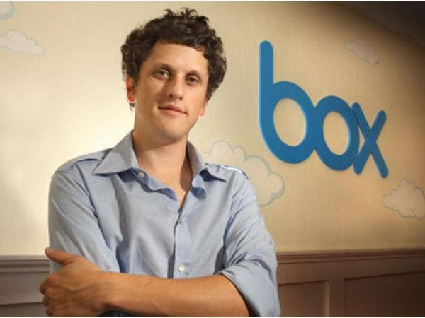 Aaron Levie, cofounder, CEO Box