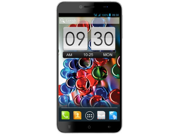 Intex Aqua Octa: