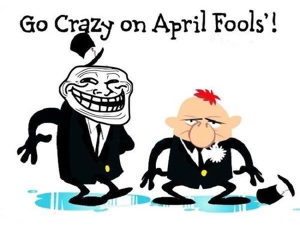 April fool hindi sms