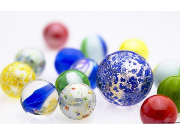 Assorted Marbles