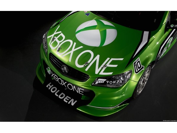 Xbox One Racing Holden VF
