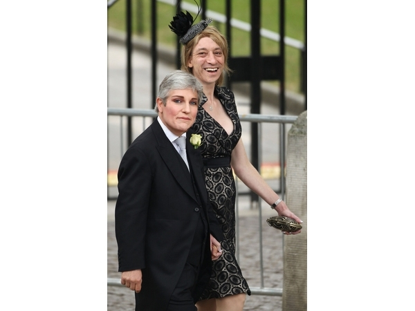 John and Sally Bercow