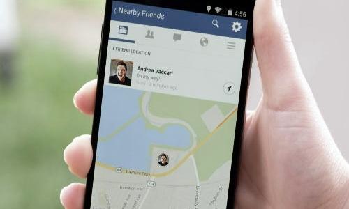 फेसबुक : अब अपने दोस्तों की लोकेशन पर रखिए नजर