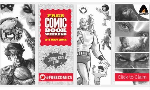 फ्री में डाउनलोड कीजिए अपनी मनपसंद कॉमिक्स