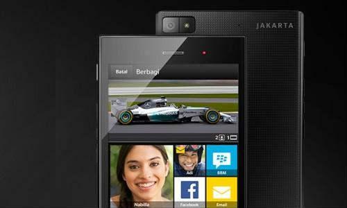 ब्लैकबेरी ने लांच किया 11,434  रुपए का ब्लैकबेरी जेड 3 स्मार्टफोन