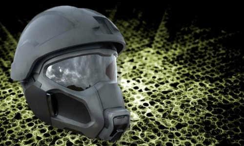 दुनिया का पहला हेलमेट जिसमें एसी लगा हुआ है
