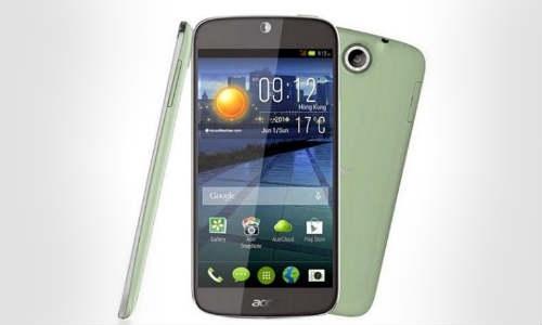 टैबलेट और पीसी मेकर कंपनी एसर लाएगी दो नए एंड्रायड स्मार्टफोन
