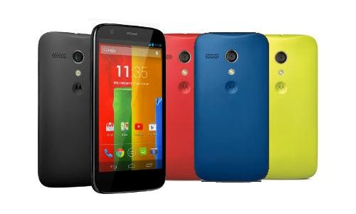 Failure of motorola phone in india