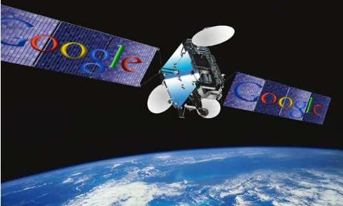 दुनिया को ऑनलाइन करेंगे गूगल के 180 उपग्रह