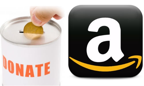 अमेजन डॉट कॉम में अपनी पसंद से ले सकेंगे दान