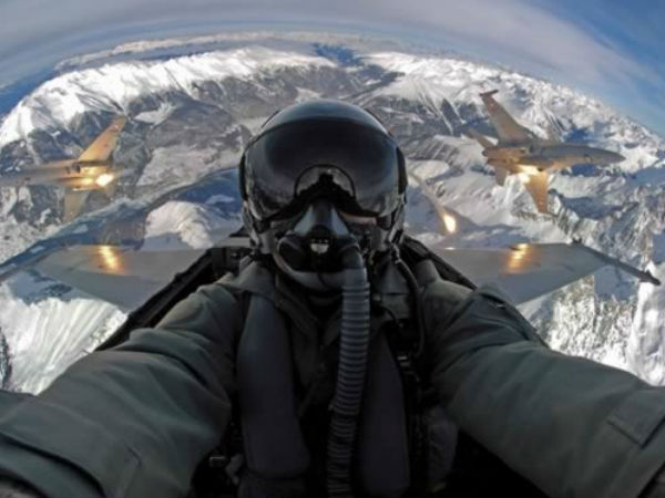 Most Extreme Selfies