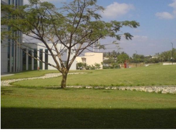 Mysore infosys training center