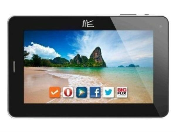 HCL ME Connect 2G 2.0 Tablet