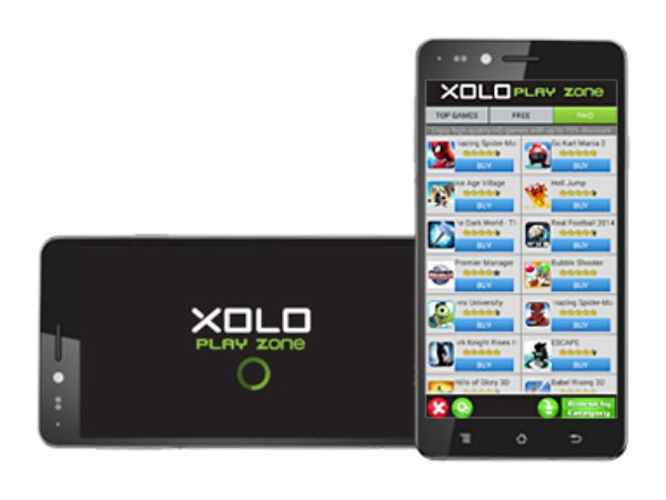 Exclusive XOLO Play Zone