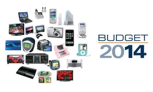 बजट 2014 : जानिए कैसा रहा इलेक्ट्रॉनिक्स बाजार के लिए ये बजट