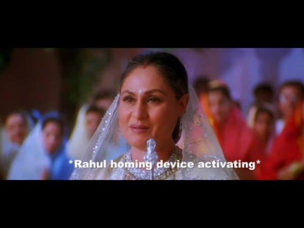 Rahul homeing device activated