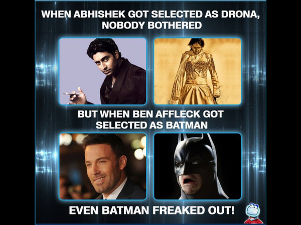 abhishek-vs-batman
