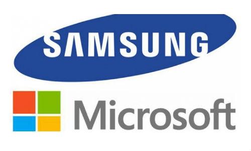 माइक्रोसॉफ्ट ने सैमसंग के खिलाफ मुकदमा दायर किया