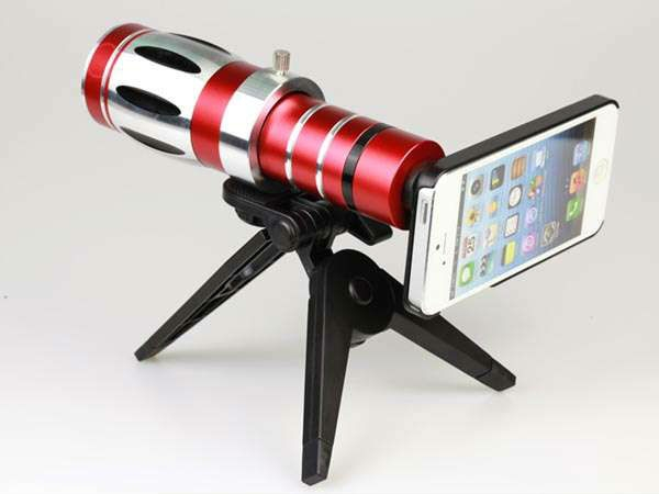 Mini Telescopic Phone