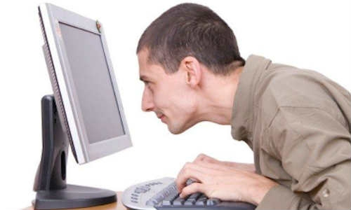 कंप्यूटर स्ट्रेस कम करने के आसान तरीके