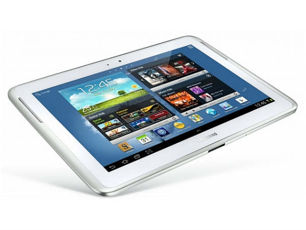 Samsung Galaxy Note tablets