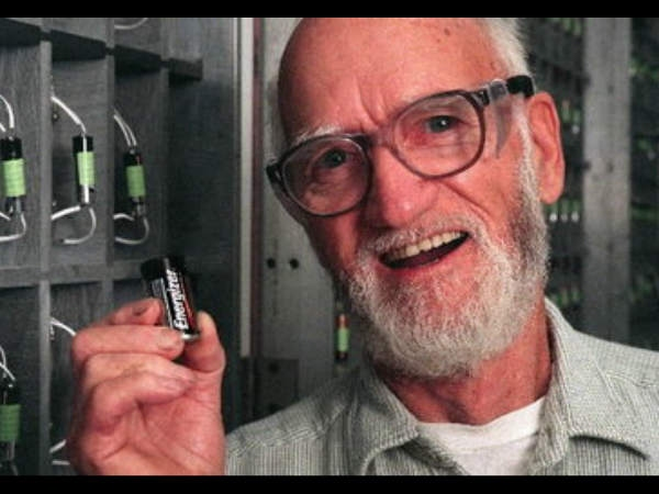Lew Urry, Alkaline Battery