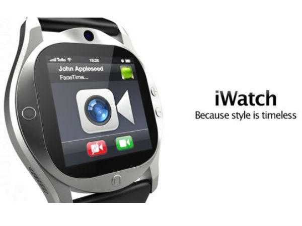 Apple iWatch concepts