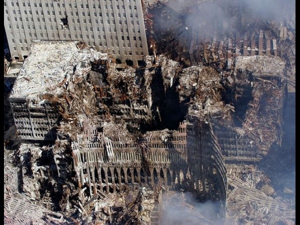 9/11 Attacks Pictures