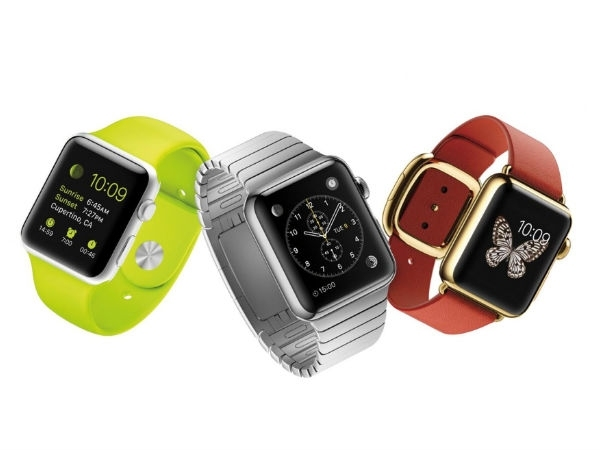 Apple watch stylish design
