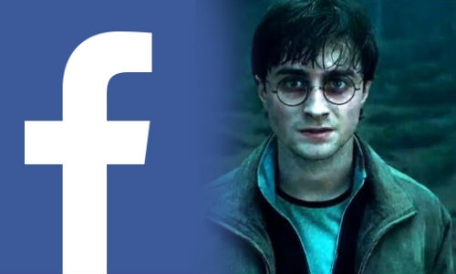फेसबुक में काफी पसंद किए जाते हैं हैरी पॉटर
