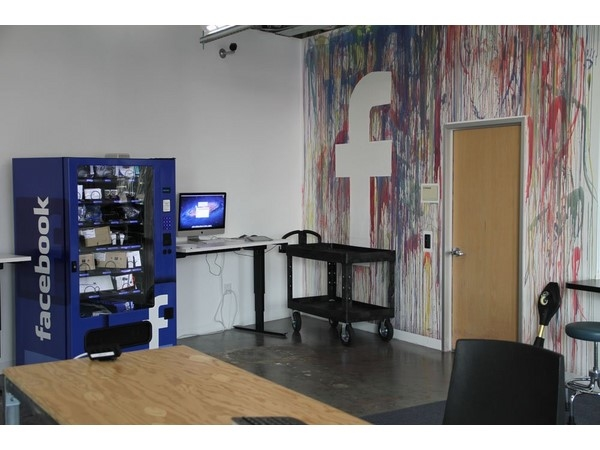Facebook Menlo Park Headquarters Tour