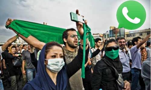 ईरान में व्हाट्सएप पर बैन, कहा फैल रही है अश्लील सामग्री