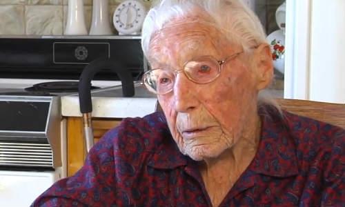आखिर क्यों फेसबुक से छिपाई 113 की उम्र