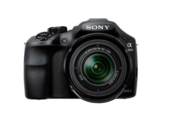 Sony ILCE-3000K DSLR Camera