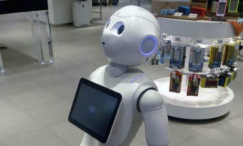 रोबोट बेचेंगे नेस्ले का सामान