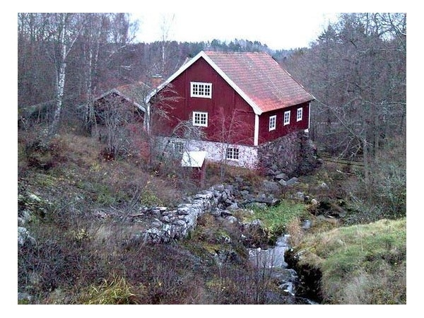 Fada – Old Mill in November