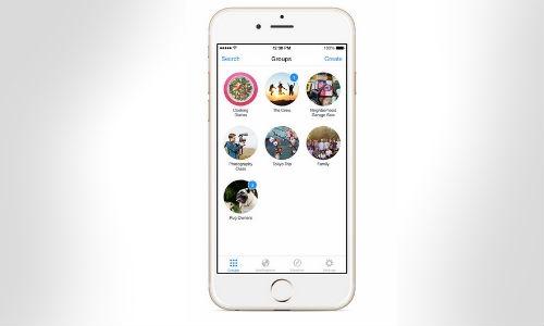 फेसबुक एप के जरिए अब ग्रुप से जुड़ना और आसान