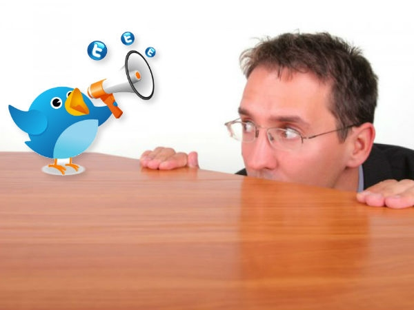 बस एक ट्विट से भाग सकता है आपके दिल में बैठा डर