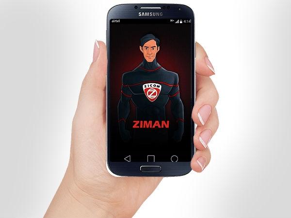 महिलाओं की सुरक्षा करेगी Ziman एप्लीकेशन