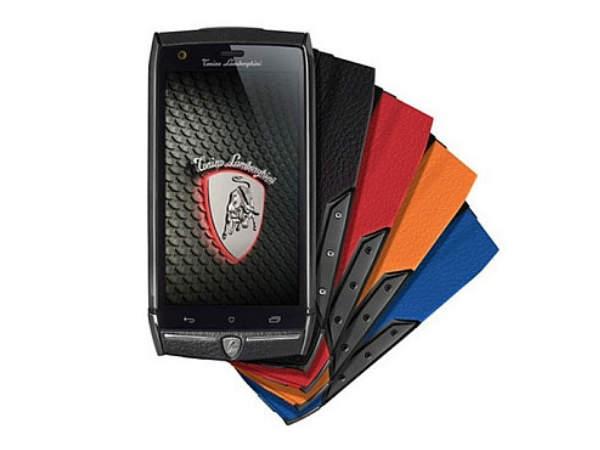 नवाबो वाले शौक रखते हैं तो खरीदिए लैम्बोर्गिनी का 3.7 लाख रुपये में ये स्मार्टफोन