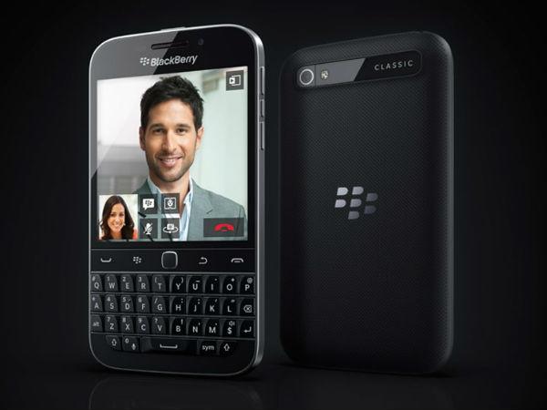 15 जनवरी को ब्लैकबेरी भारत में उतारेगा क्लासिक स्मार्टफोन