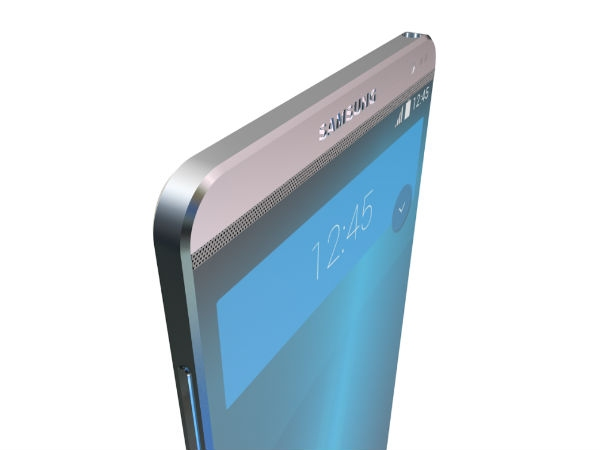 Galaxy S6 Concept images