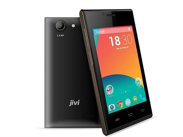 3 हजार रुपए में जिवी मोबाइल ने लांच किया किटकैट स्मार्टफोन