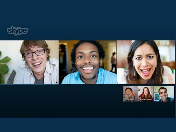 Make group video calls for free