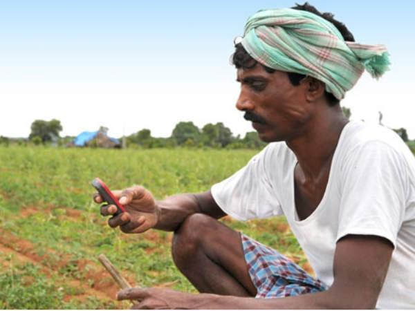 उप्र के किसान मोबाइल पर पाएंगे योजनाओं की जानकारी