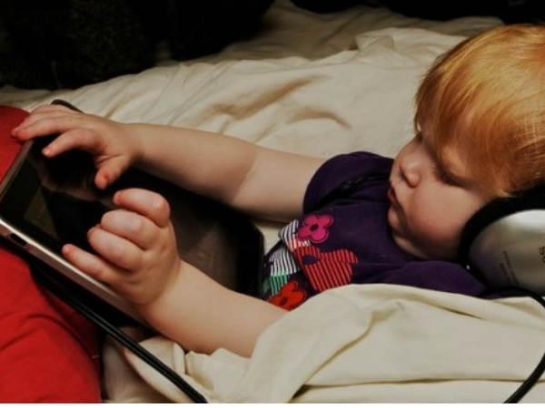 गैजेट के अत्यधिक उपयोग का बच्चों पर बुरा प्रभाव